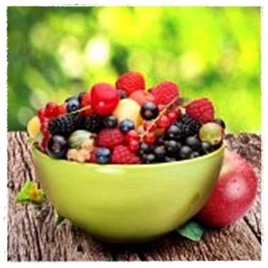 Gambar khasiat buah beri sebagai obat anti kanker ganas dan mematikan
