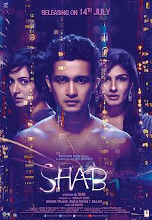 Shab 2017 Hindi Movie 480p DVDRip [300MB]