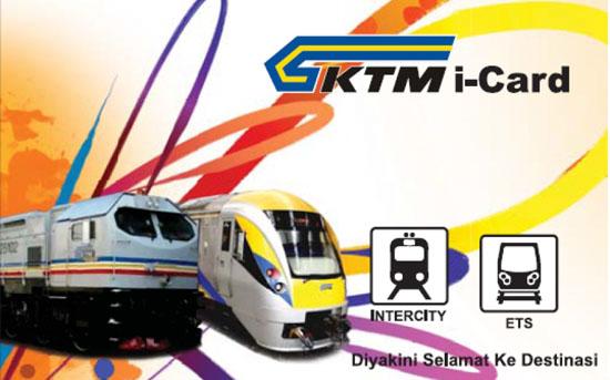 Permohonan Kad Diskaun KTMB i-Card 2015