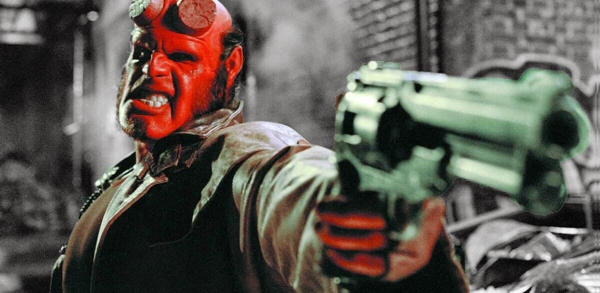 Ron Perlman está determinado a fazer Hellboy 3 acontecer!