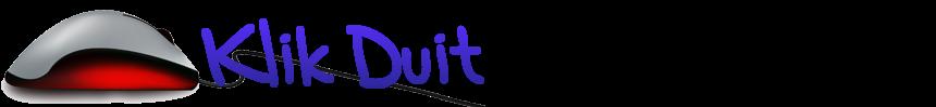 KLIK DUIT: Ragam Cara Mencari Uang di Internet