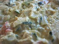 egg-less salad