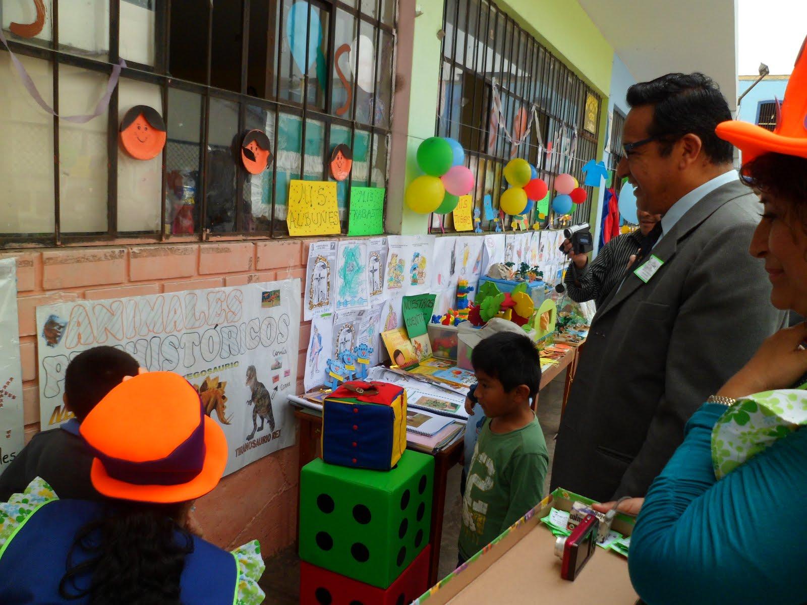 El unico Blog del Profesor Ccesa: Día del Logro en Educacion Inicial