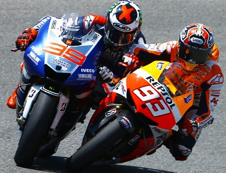 jorge Lorenzo Menjadi Juara Dunia MotoGP 2015