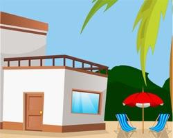 Juegos de Escape Beach House Escape 2