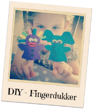 DIY - Fingerdukker