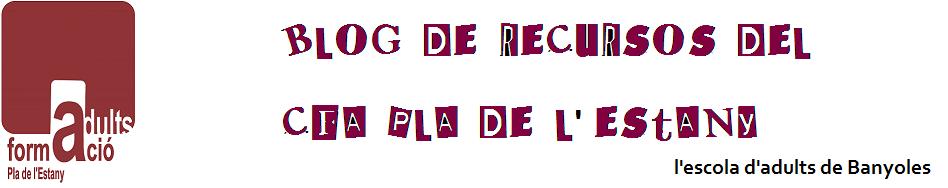 Recursos del CFA Pla Estany