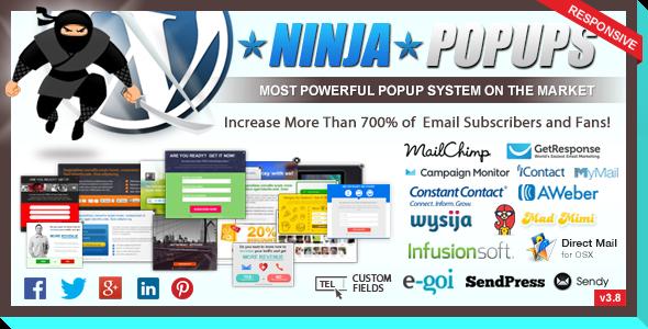 Ninja Popups v4.2.7 WordPress Plugin