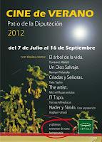 Del 6 de julio al 16 de septiembre de 2012 en el Patio de la Diputación de Sevilla