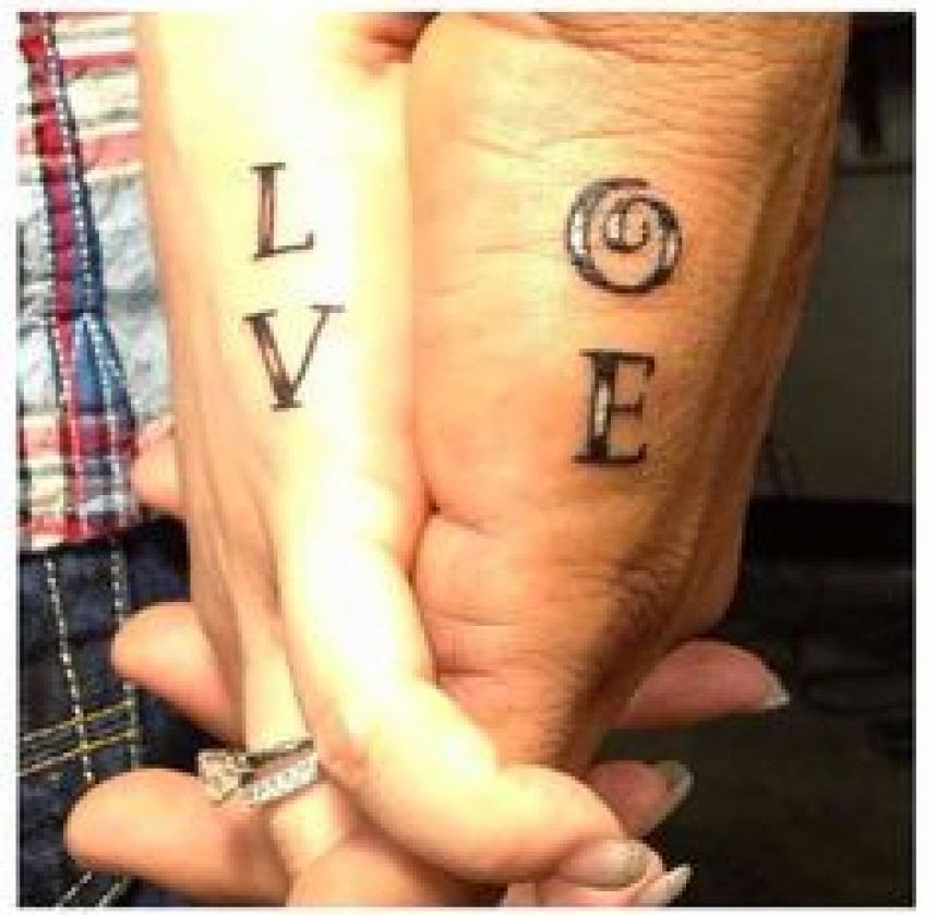 Tattoos for Couples, part 2
