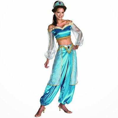 Disfraz Princesa Jasmine de Aladdin