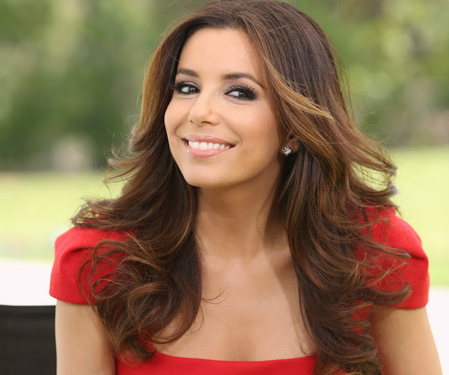 Eva Longoria at NBC Universal summer press day