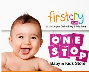Firstcry Baby & Kids products Rs. 300 off on Rs. 999, Rs. 500 off on Rs. 2000 + 30% Cashback on all orders