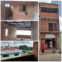 Oportunidade única: Vende-se prédio em construção em Várzea do Poço