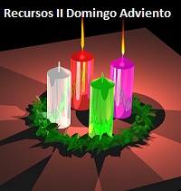 II Domingo de Adviento