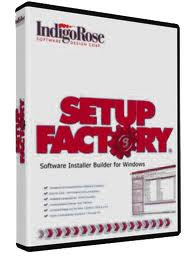 IndigoRose Setup Factory  9.0. Retail