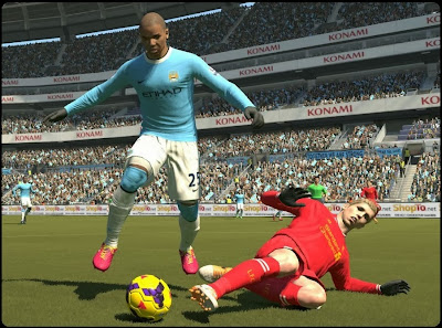 Download Patch 1.2 PES 2014 Terbaru