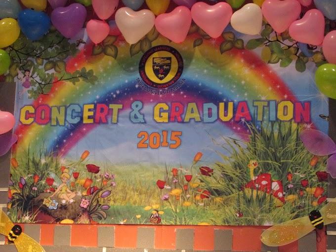 Concert & Graduation Day Alisha