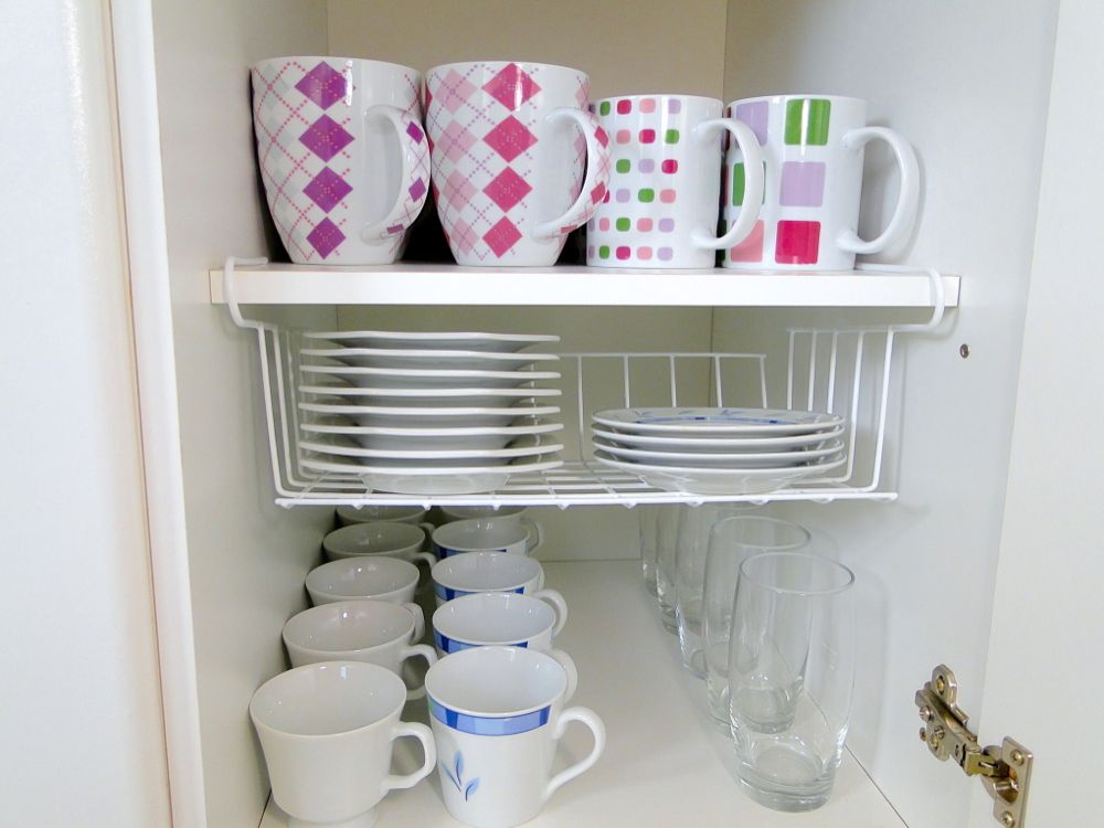 Tu organizas como organizar a cozinha - Como organizar armarios ...