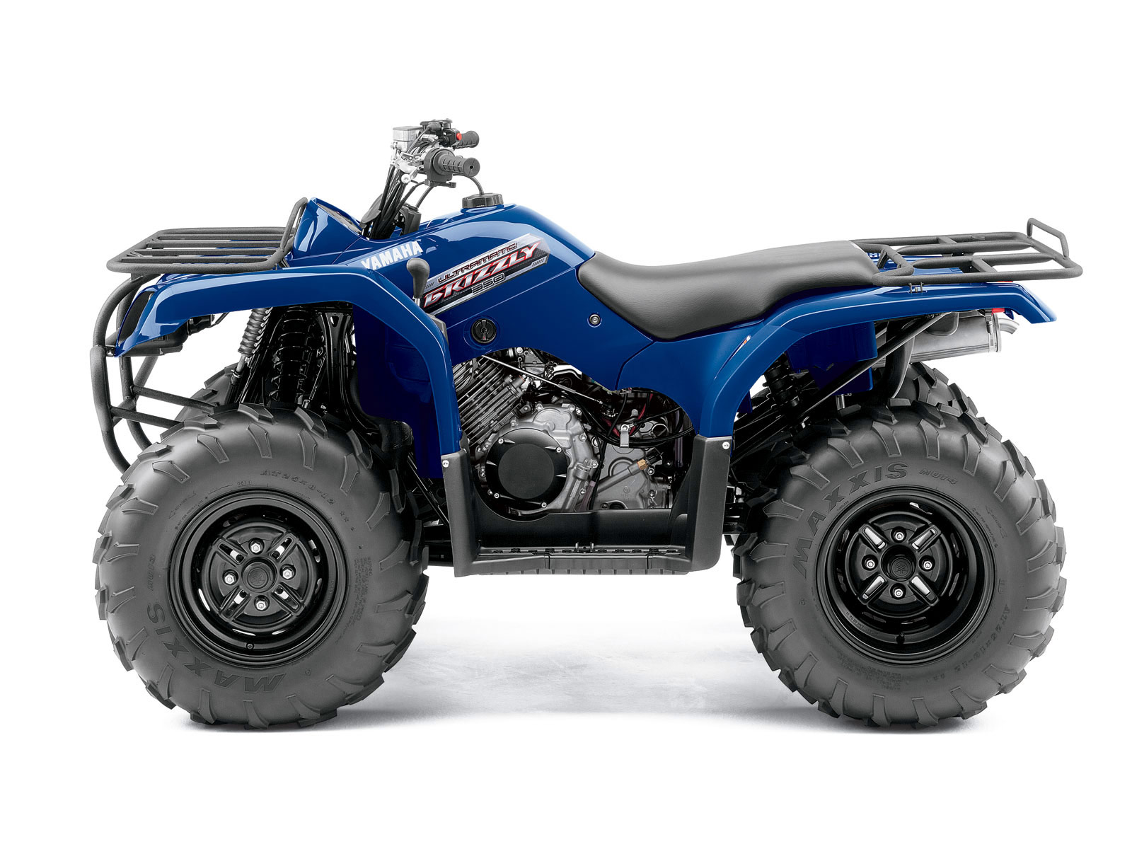 2012 yamaha grizzly 350 auto 4x4 atv pictures