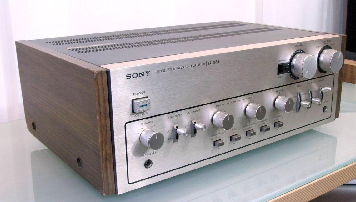 Sony TA−3650