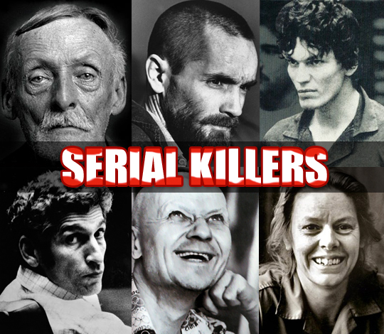 research on serial killers