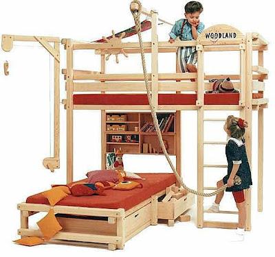 Dorm Bunk Bed Accessories
