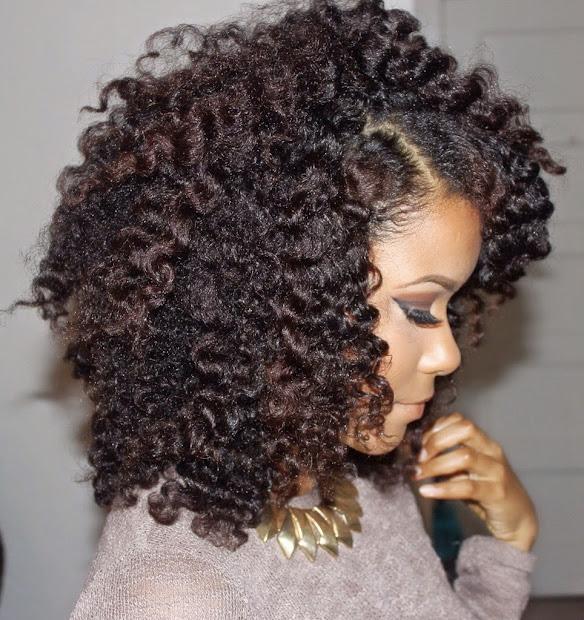 5 signs natural hair