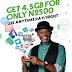 Get Glo 4.5GB for Just N2.5k