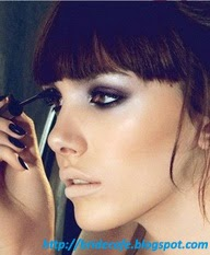 Light Smokey Eye Makeup