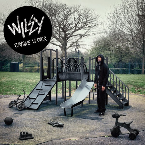 Wiley - Playtime Is Over  Cover