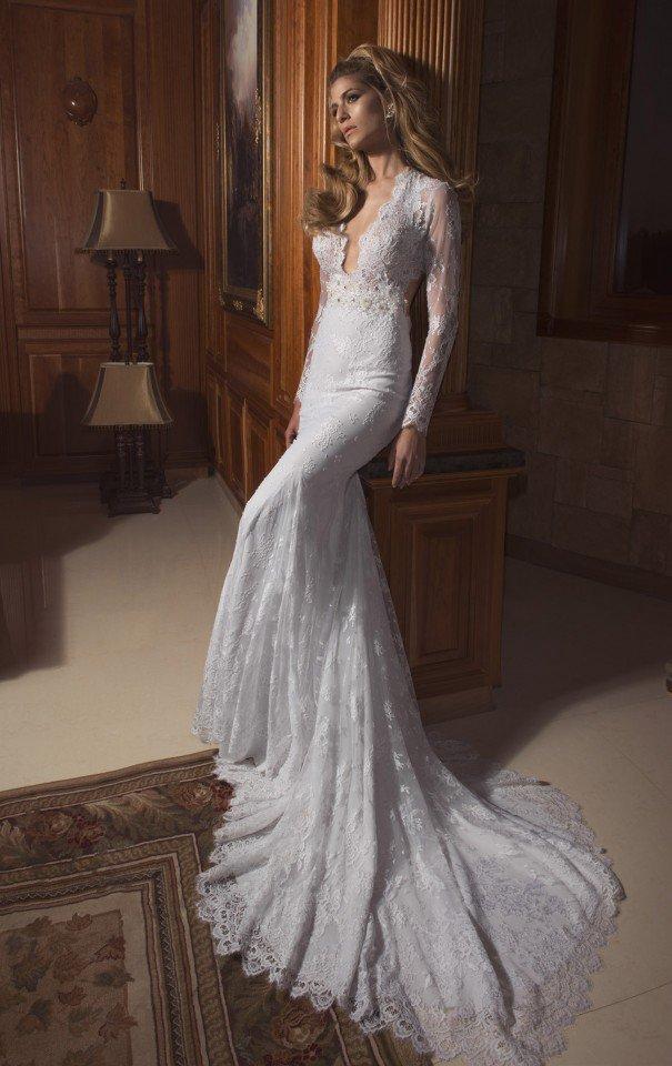 Grandiosos vestidos de novias | Colección Laisha