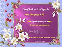 Certificado del Reto N°28