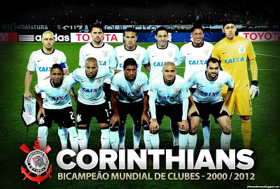 Corinthians Fifa World Club Champion 2012 In Yokahoma Stadium Japan Hd Desktop Wallpaper 2