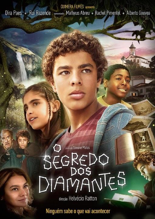 FILME RODADO NO SERRO