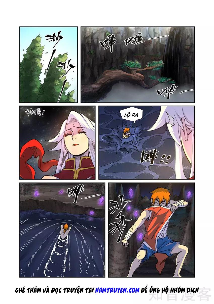 Yêu Thần Ký chap 225 - Trang 14