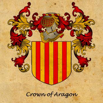 Escudo de la Corona de Aragón