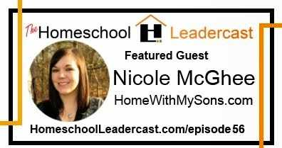 Homeschool Leadercast Interview