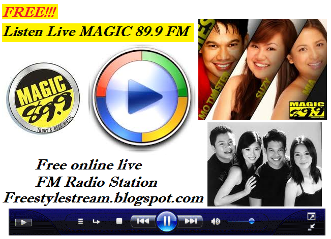 radio magic online live