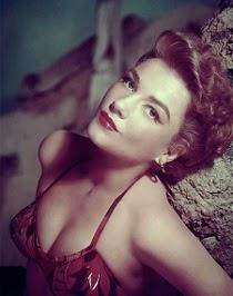 """Ann Baxter, la gata maula de """" Eva al desnudo"""""""
