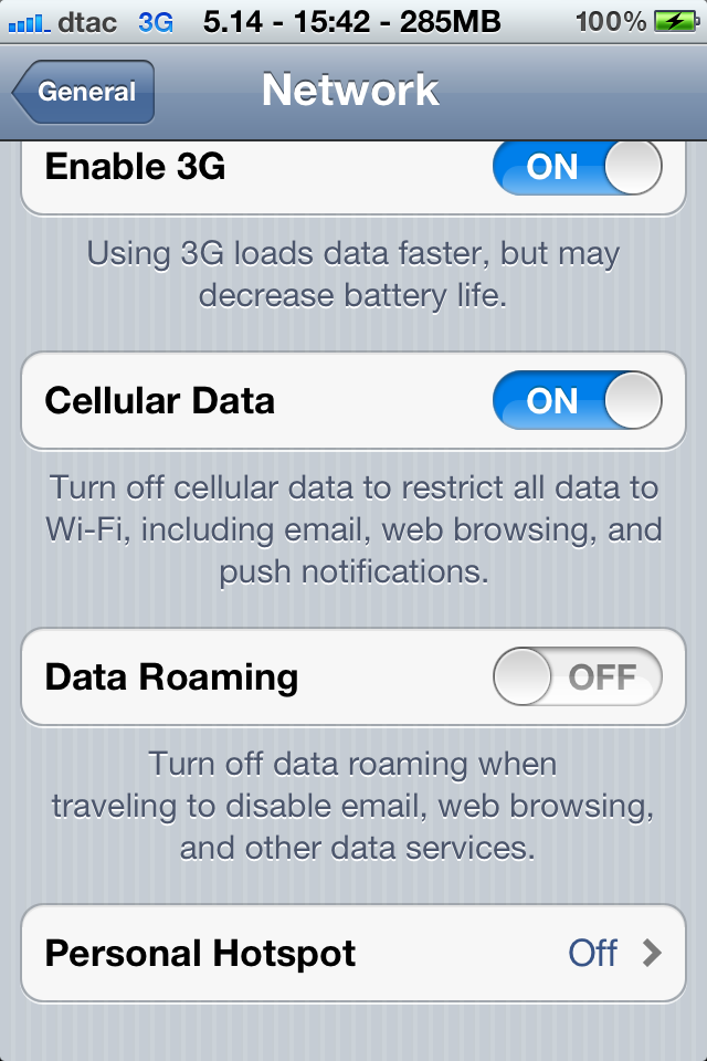 how to turn on hotspot on iphone 4 ios 7