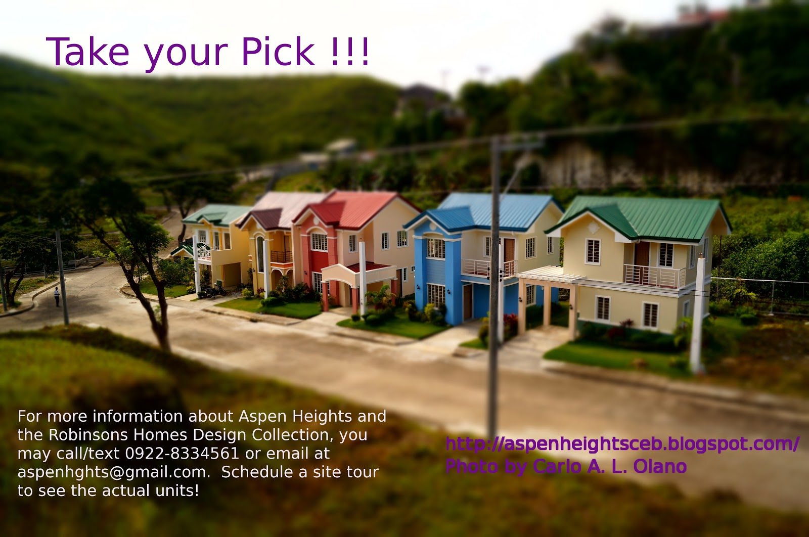 Aspen Heights Cebu: Robinsons Homes Design Collection RFO Units