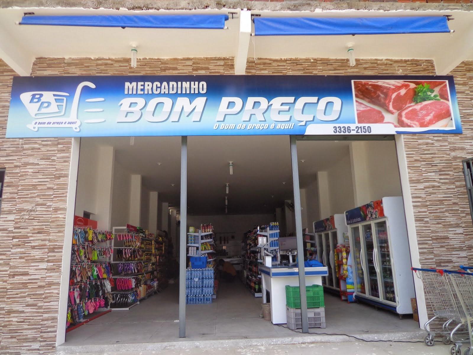 MERCADINHO BOM PREÇO