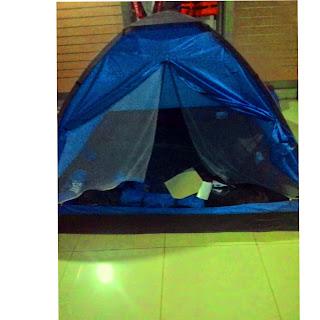 Sewa tenda dan kompor mendaki