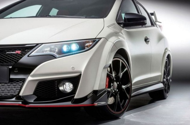 Civic type r australia price