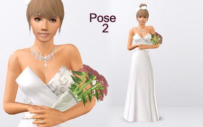 Wedding Pose Pack by Traelia 2