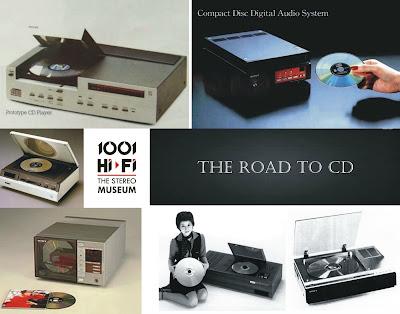 cd history