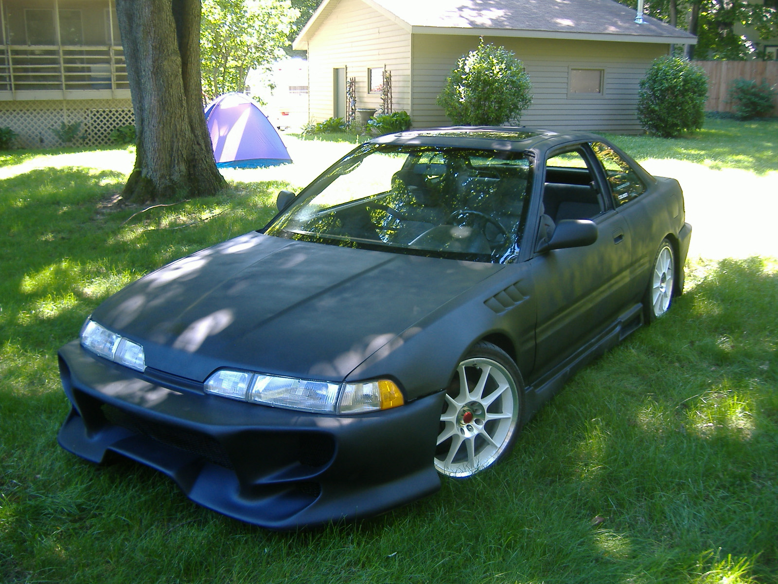 The Worlds Online Resource For Automotive Solutions Acura Integra - Body kits for acura integra