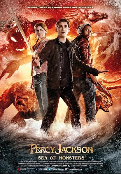 ฉายแล้ววันนี้..Percy Jackson:Sea of Monsters (เพอร์ซี่ย์ แจ็คสัน กับอาถรรพ์ทะเลปีศาจ) ตัวอย่างซับไทย