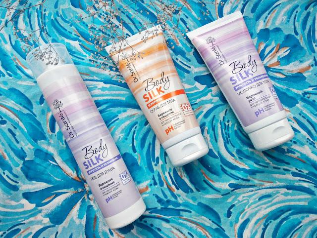 Серия Body Silk для чувствительной и нежной кожи